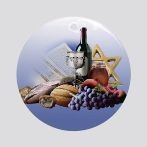 Jewish Ornament (Round)