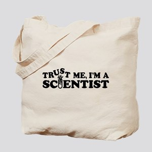 Scientist Tote Bag