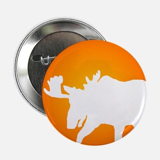 "Moose Silhouette 2.25"" Button"