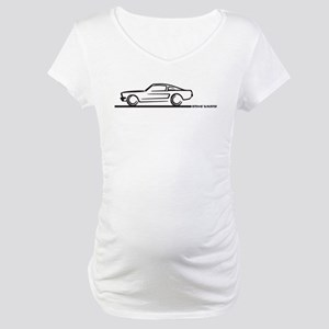 Mustang 64 to 66 Fastback Maternity T-Shirt