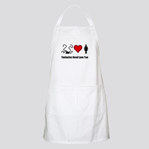 Tentacle Love BBQ Apron