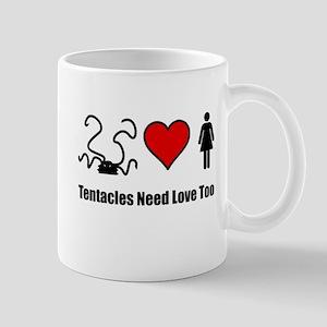 Tentacle Love Mug