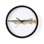 Alligator Gar Wall Clock