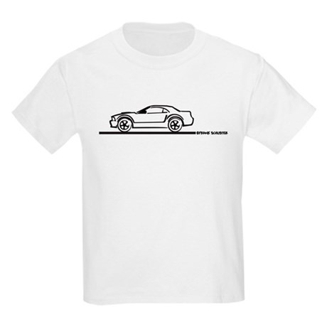 shelby mustang kids clothing accessories cafepress 1965 Mustang Hardtop