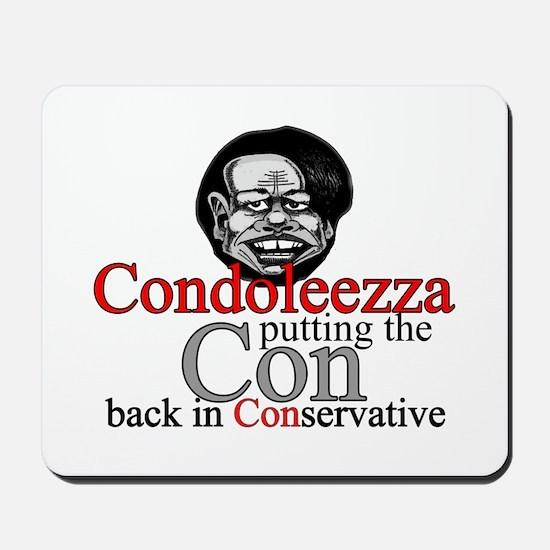 Condoleezza Mousepad