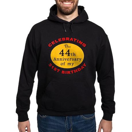 Celebrating 65th Birthday Hoodie (dark)