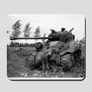 British Firefly Tank Mousepad