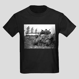 British Firefly Tank Kids Dark T-Shirt