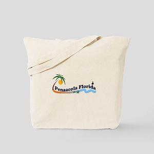 Pensacola FL Tote Bag