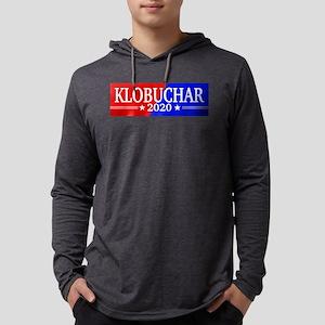 Klobuchar 2020 Mens Hooded Shirt