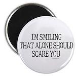 I'm smiling... Magnet