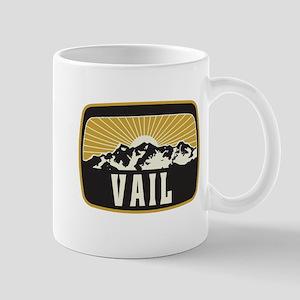 Vail Sunshine Patch Mug