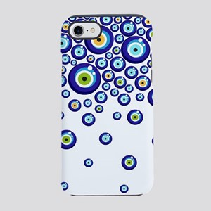 Evil eye protection pattern de iPhone 7 Tough Case