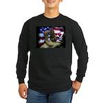 Some Gave All Long Sleeve Dark T-Shirt