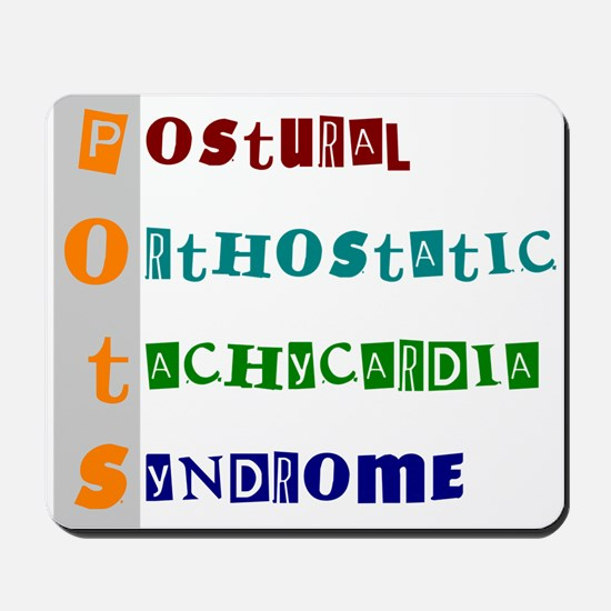 POTS Syndrome Mousepad