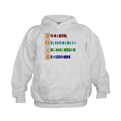 POTS Syndrome Kids Hoodie