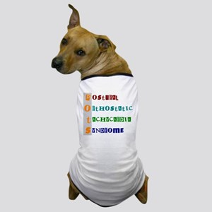 POTS Syndrome Dog T-Shirt