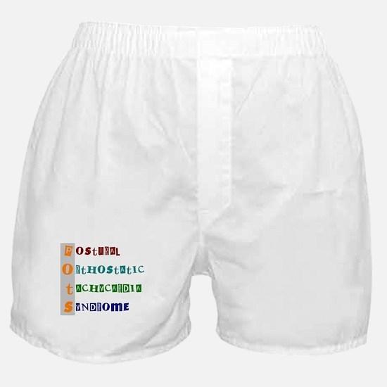 POTS Syndrome Boxer Shorts