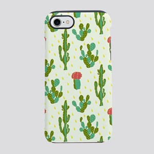 Cactus Pattern iPhone 7 Tough Case