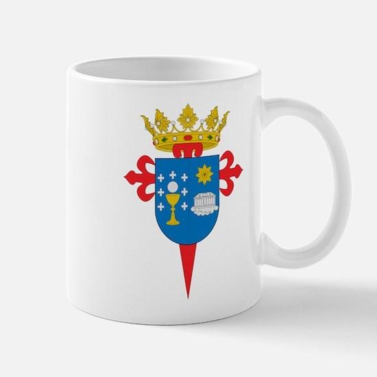 Galicia -Santiago de Compostela Mugs