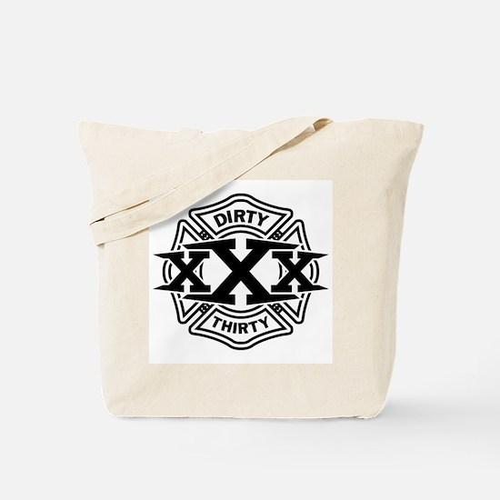 Dirty 30 Tote Bag