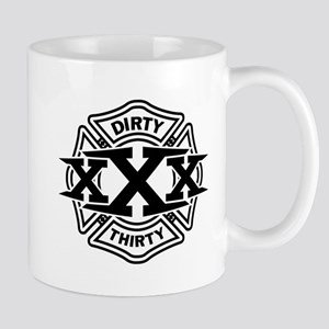 Dirty 30 Mug