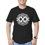 Dirty 30 Men's Fitted T-Shirt (dark)
