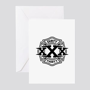 Dirty 30 Greeting Cards (Pk of 10)