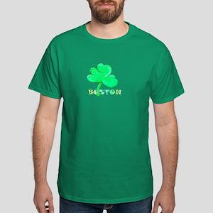 Boston Clover Dark T-Shirt