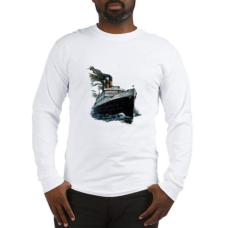 BLACK SHIP Long Sleeve T-Shirt