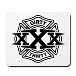 Dirty 30 Mousepad