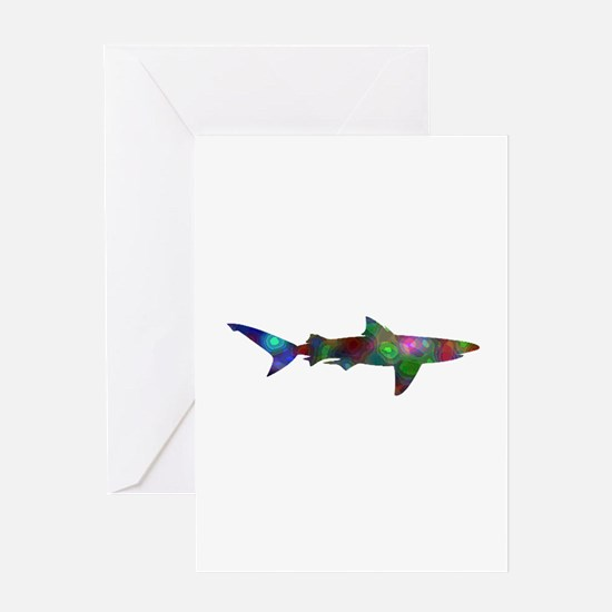 SHARK Greeting Cards