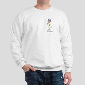 Be Nice Nurse Sweatshirt