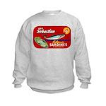 Sebastian Sardine Label Kids Sweatshirt