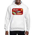 Sebastian Sardine Label Hooded Sweatshirt