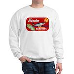 Sebastian Sardine Label Sweatshirt