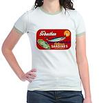 Sebastian Sardine Label Jr. Ringer T-Shirt