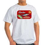 Sebastian Sardine Label Light T-Shirt