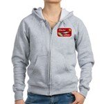 Sebastian Sardine Label Women's Zip Hoodie