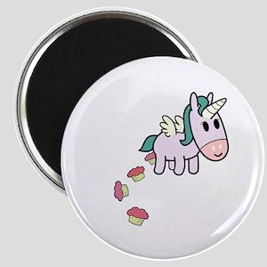 Unicorn Sweets Magnet