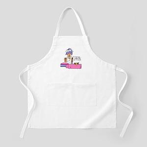 Nurse Trust Me BBQ Apron