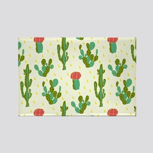 Cactus Pattern Magnets