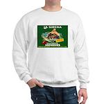 La Sirena Mermaid Sardine Lab Sweatshirt