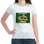 La Sirena Mermaid Sardine Lab Jr. Ringer T-Shirt