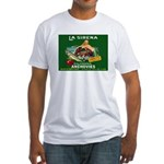 La Sirena Mermaid Sardine Lab Fitted T-Shirt