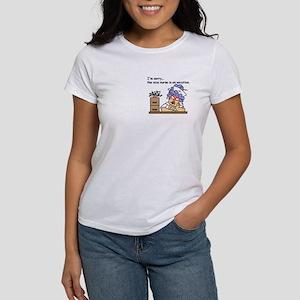 Nurse on Vacation Women's T-Shirt