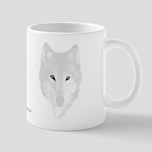 The Wolf... Mug