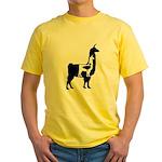 Llama Llama Duck Yellow T-Shirt