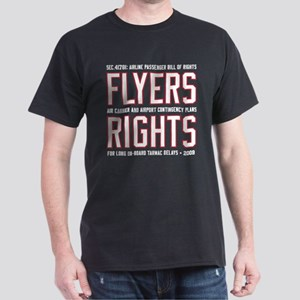 Flyers Rights Dark T-Shirt