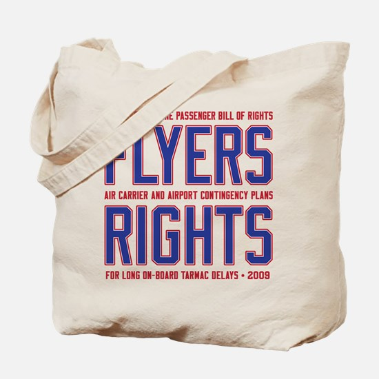 Flyers Rights Tote Bag